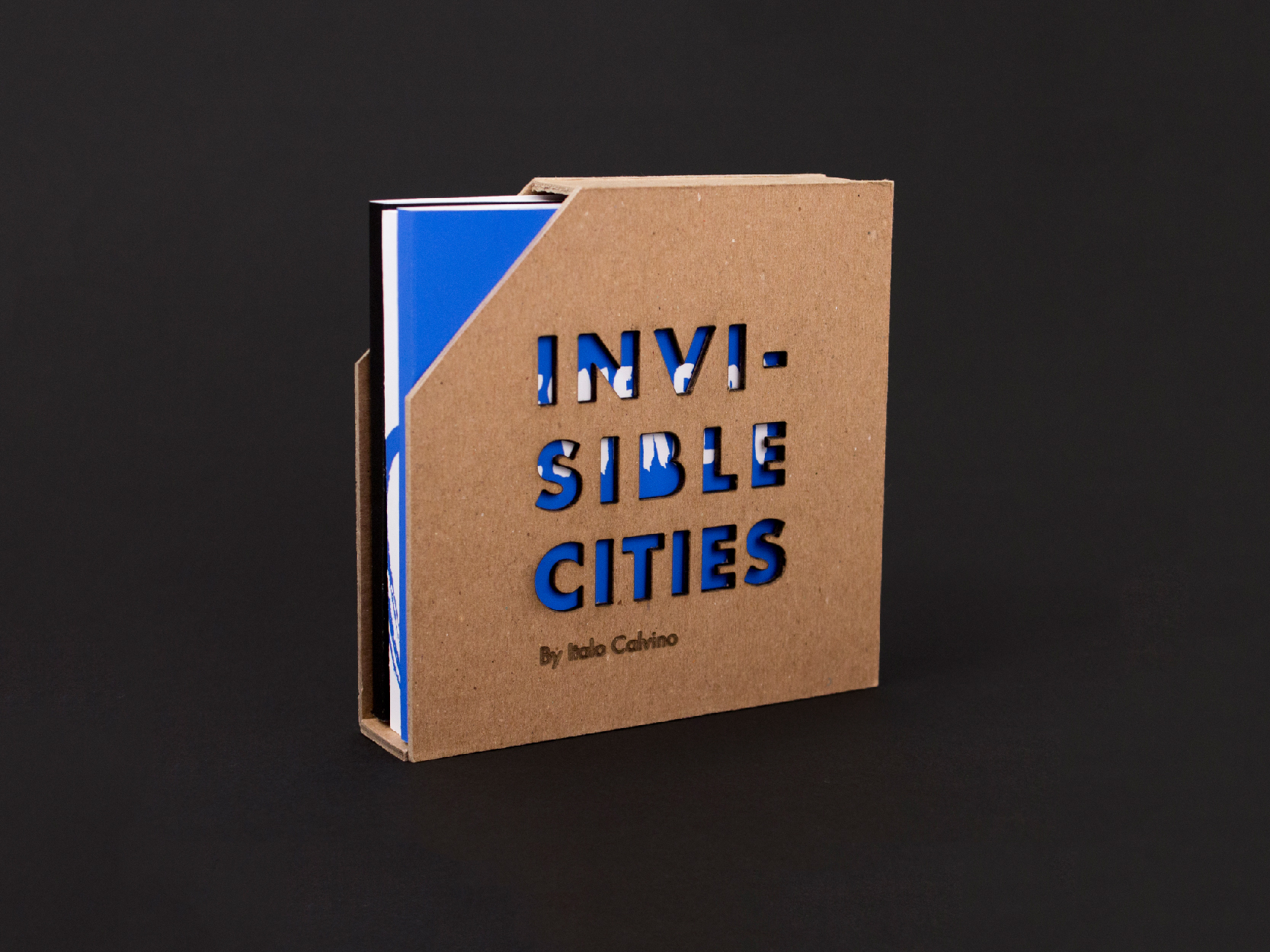 Invisible Cities old